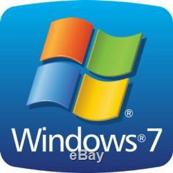 Windows 7 Dell Core 2 Quad HDMI Desktop PC Computer 8GB RAM 500GB HDD Wi-Fi